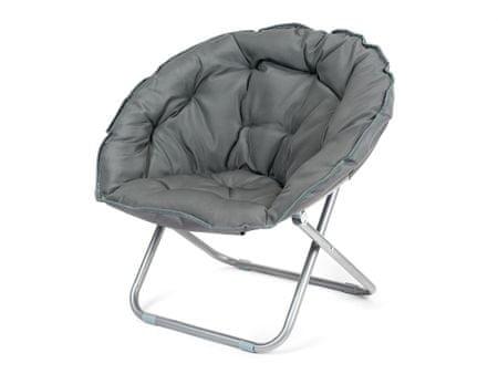 Happy Green Anzio Összecsukható szék, Antracit