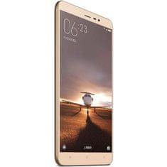 Xiaomi Redmi Note 3, CZ LTE, 3GB/32GB zlatý - použité