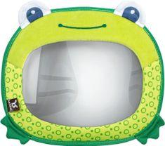 BenBat Zrkadlo do auta, žaba