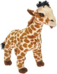 Mikro hračky Žirafa plyšová stojící 32cm