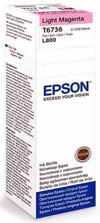 Epson T6736 Nyomtatópatron - Világos bíbor