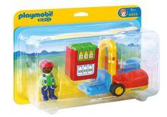 Playmobil 6959 Viličar s vozačem