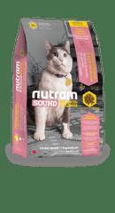 Nutram hrana za odrasle in starejše mačke Sound Adult/Senior Cat, 6,8kg