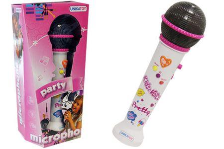 Unikatoy mikrofon party (24545)