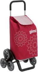 Gimi Tris 56 l Floral nakupovalna torba
