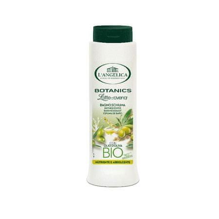 L'Angelica gel za prhanje in kopel Botanics, za suho kožo, 500 ml
