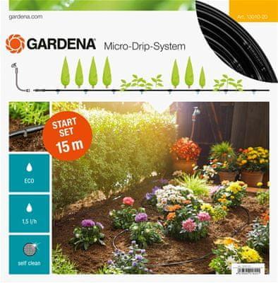 Gardena komplet za navodnjavanje kapanjem Start Set S (13010)