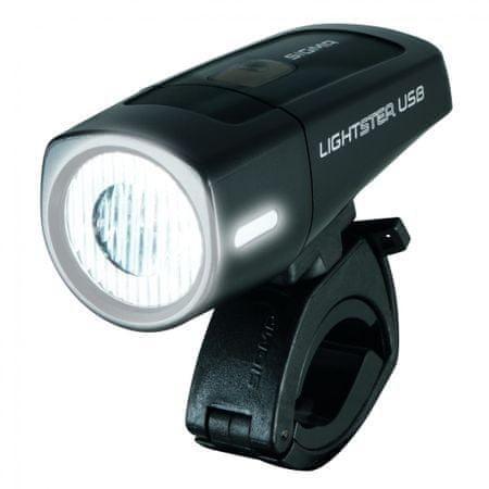 Sigma lampka przednia Lightster USB