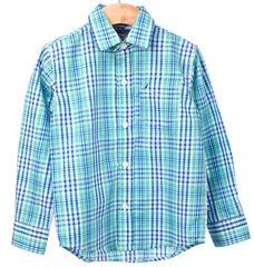 Nautica chlapčenská košeľa