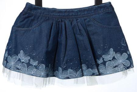 Primigi dívčí sukně 128 modrá