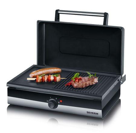 SEVERIN PG 2368 Elektromos grill