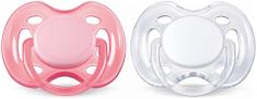 Philips Avent Sensitive Cumi 0-6 M, Fehér és Rózsaszín