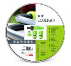 Cellfast crijevo za vodu Ecolight, 20 m s priključcima (10-190)