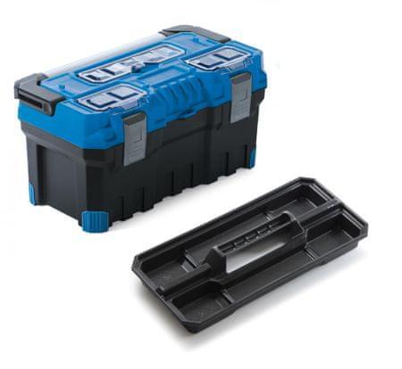 Prosperplast kovček za orodje, 49x25,8x24 cm