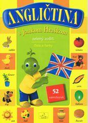 autor neuvedený: Angličtina s Jankom Hraškom - zelený zošit