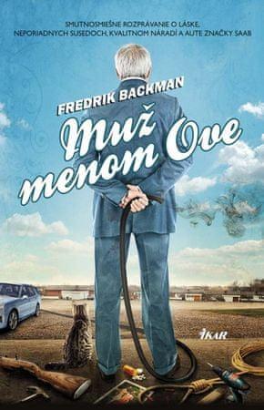Backman Fredrik: Muž menom Ove