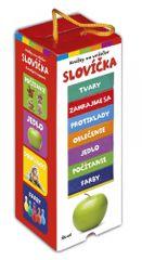 Kolektív: Knižky vo vežičke – Slovíčka