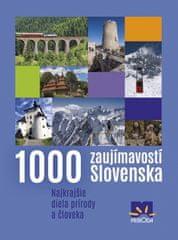 Lacika Ján: 1000 zaujímavostí Slovenska, 4. vydanie