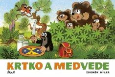 Miler Zdeněk: Krtko a medvede, 3. vydanie