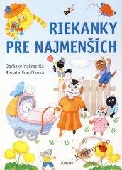 Frančíková Renáta: Riekanky pre najmenších