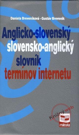 Breveníková, Gustáv Breveník. Daniela: Anglicko-slovenský slovensko-anglický slovník termínov intern