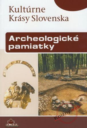 Turčan a kolektív Vladimír: Archeologické pamiatky - Kultúrne krásy Slovenska