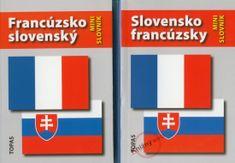 Mináriková Hana: Slovensko-francúzsky a francúzsko-slovenský minislovník