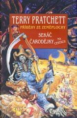 Pratchett Terry: Příběhy ze Zeměplochy - Sekáč + Čarodějky na cestách
