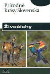 Harvančík, Radimír Siklienka Stanislav: Živočíchy - Prírodné krásy Slovenska