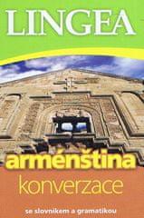 autor neuvedený: Arménština - konverzace se slovníkem a gramatikou