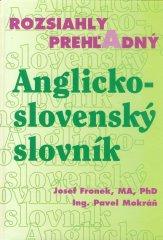 Fronek, Pavel Mokráň Josef: Rozsiahly a prehľadný Anglicko-slovenský slovník