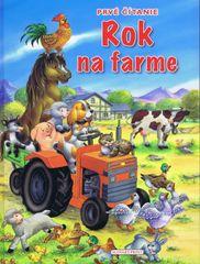 autor neuvedený: Rok na farme - prvé čítanie