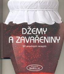 autor neuvedený: Džemy a zavařeniny - 50 snadných receptů