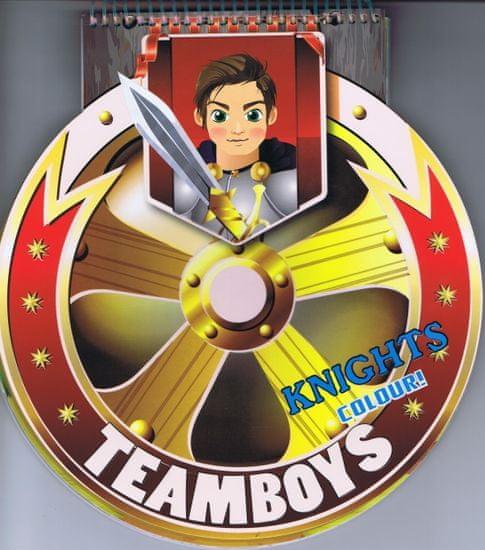 autor neuvedený: Teamboys Knights Colour! – štít