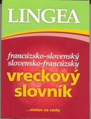 autor neuvedený: Francúzsko-slovenský,slovensko-francúzsky vreckový slovník - 2. vyd.