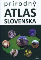 Kollár, a kolektív autorov Daniel: Prírodný atlas Slovenska (2. vyd.)