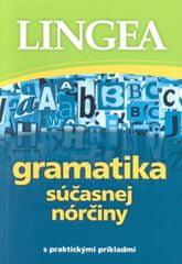 autor neuvedený: Gramatika súčasnej nórčiny - s praktickými príkladmi