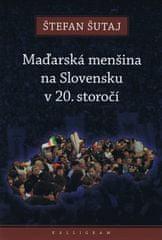 Šutaj Štefan: Maďarská menšina na Slovensku v 20. storočí