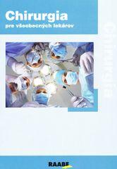 Kolektív autorov: Chirurgia