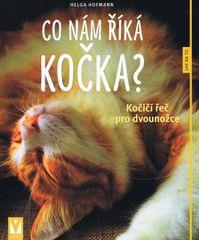 Hofmann Helga: Co nám říká kočka? – 2. vydání