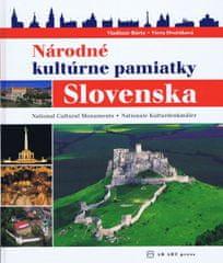 Bárta Vladimír, Dvořáková Viera: Národné kultúrne pamiatky Slovenska