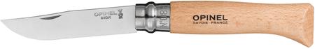 Opinel składany nóż VR N°08 Inox