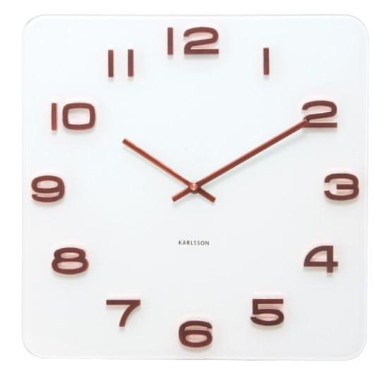 Karlsson Nástěnné hodiny KA5533 - rozbaleno