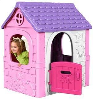 FEBER fantazijska kućica, ružičasta
