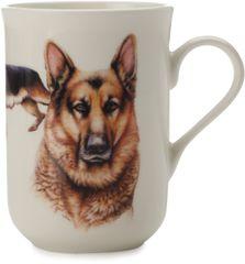 Maxwell & Williams šalica Cashmere Pets Dog, njemački ovčar