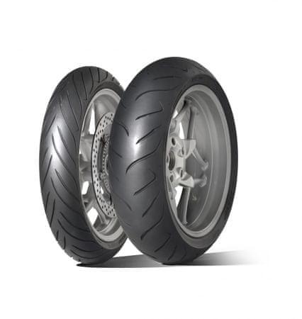 Dunlop pneumatik 110/70ZR17 54W TL SPMAX Roadsmart II