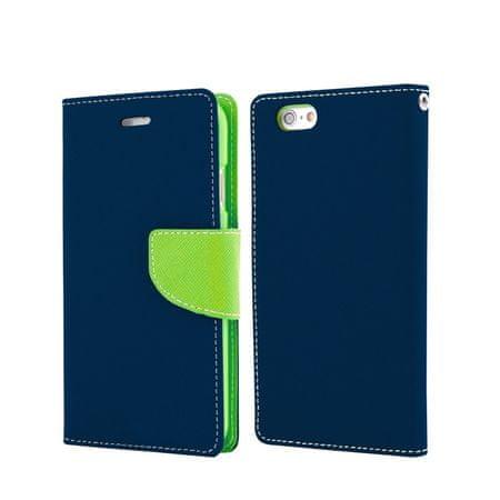 Havana preklopna torbica Fancy Diary Samsung Galaxy A5 2016 A510, modro zelen