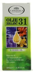 L'Angelica olje 31 zelišč, 100 ml