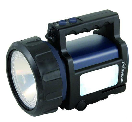 Velamp Nabíjací 10W LED reflektor IR666-10W