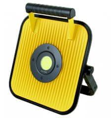 Velamp Tölthető 50 W-os LED munkahelyi fényszóró IR50RST